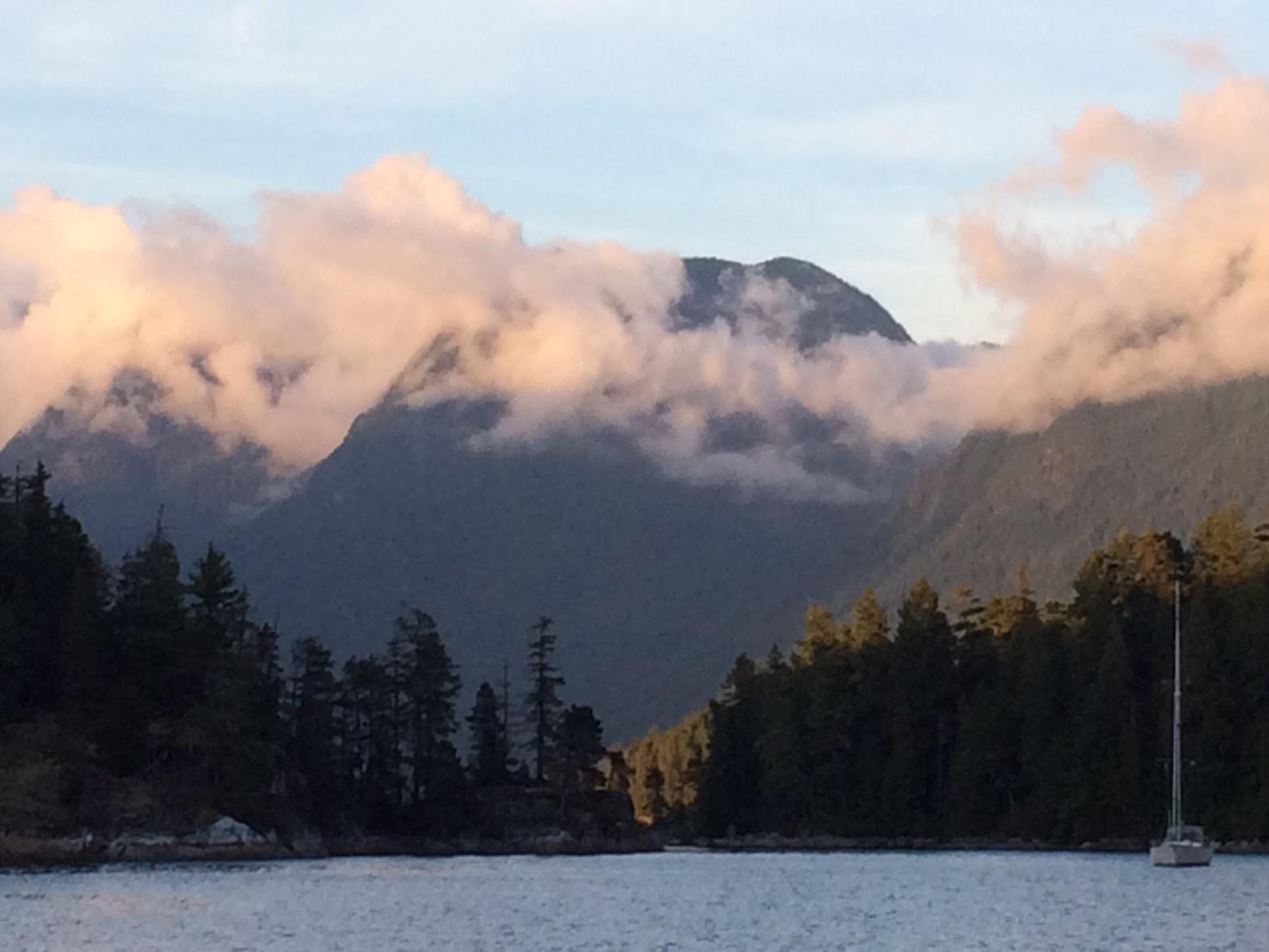 Cruising British Columbia